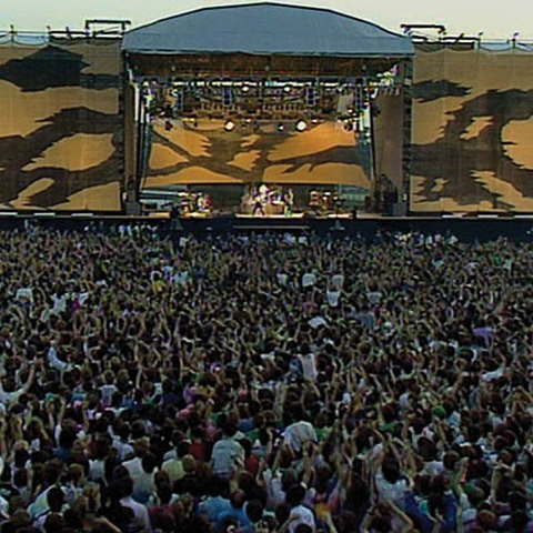 U2 - Live At Meadowlands (18-03-1992)