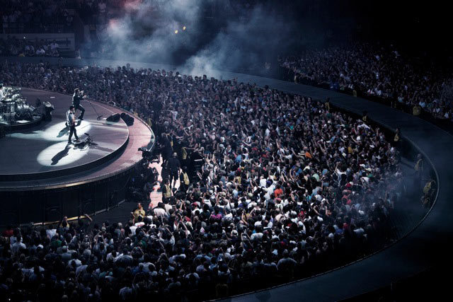 U2 > News > Live From Montreal!