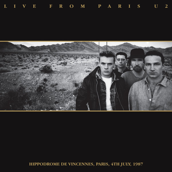 U2 - Joshua Tree Album Sampler No. 5