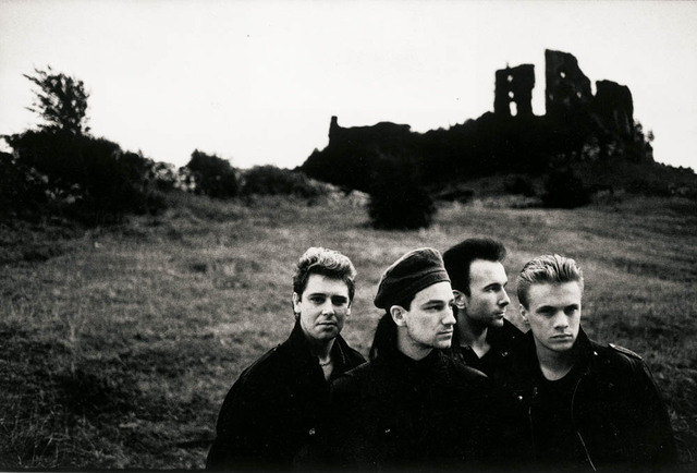 U2 Gt Gallery Gt Unforgettable Fire