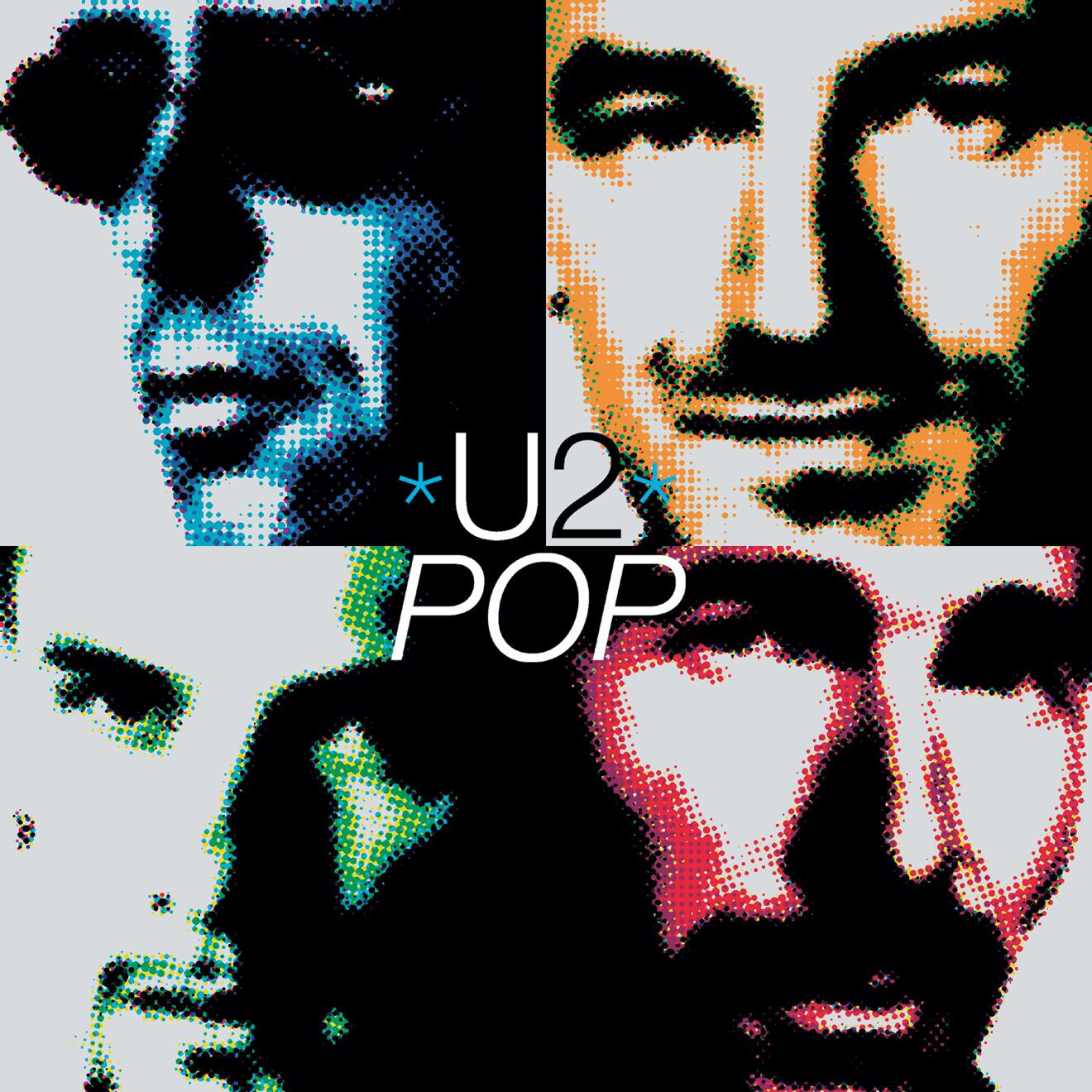Albums: U2 > Gallery > Pop