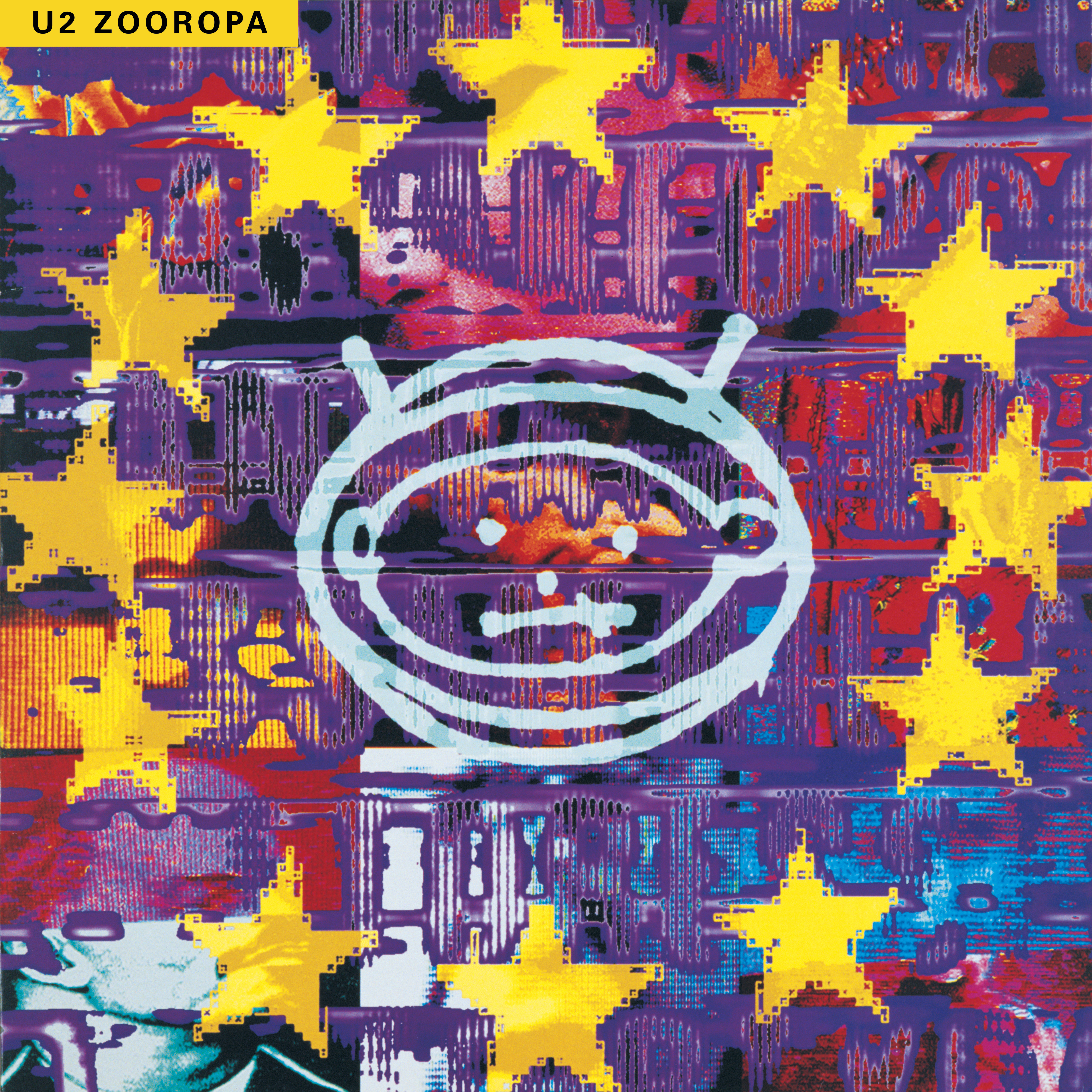 U2 Album Covers